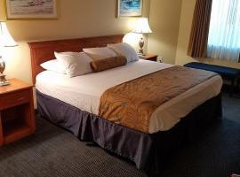 Seaview Room in Carolinian Resort, Myrtle Beach