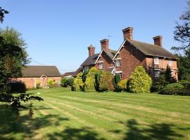 Balterley Green Farm, Barthomley