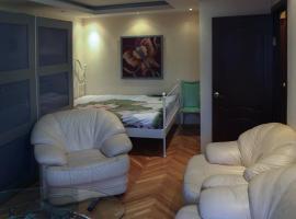 Apartments on Shosseynaya ulitsa, Moskva