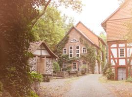 Landgasthof Hohlebach Mühle, Homberg