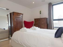 1 Bed Penthouse Camden Town, London