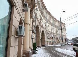 Apartments on Leninskiy prospekt 37A
