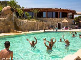 Team Holiday - Camping Mer et Camargue, Calvisson