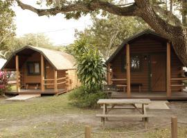 Miami Everglades Camping Resort Studio Cabin 1