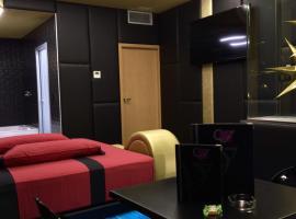 Motel Venus Madrid Norte, Meco