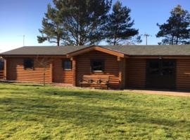 Breaffy Lodges, Hertford