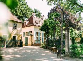 Hotel Villa Sorgenfrei & Restaurant Atelier Sanssouci, Dresden