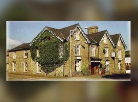 Llanelwedd Arms Hotel, Builth Wells
