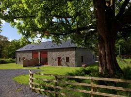 Kite Stable Cottage, Cynghordy