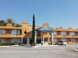 Hotel Hacienda del Carmen, Tula de Allende