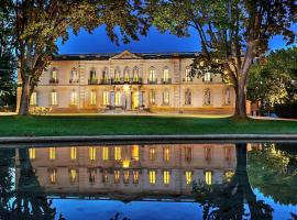 Chateau de Valmousse, Lambesc