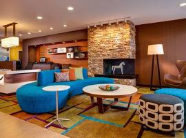 Fairfield Inn & Suites by Marriott Cut Off-Galliano, Galliano