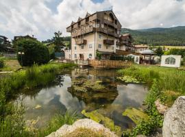 Alpen Hotel Eghel, Folgaria