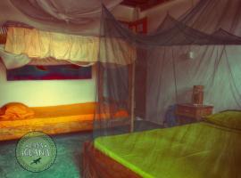 Hostel Casa Iguana, Mompiche