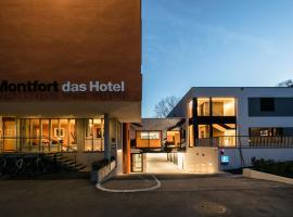 Montfort - das Hotel, Feldkirch