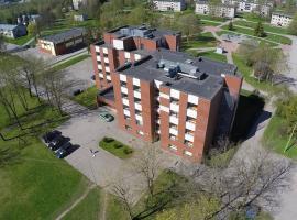 Kehtna Kutsehariduskeskuse Hostel, Kehtna