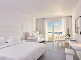 Royal Myconian Resort & Villas, Elia Beach