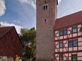 Ferienwohnungen Am Butterturm, Bad Langensalza