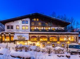 Hotel St. Georg, Zell am See