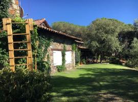 The Spanish Cottages, Sant Pere de Vilamajor