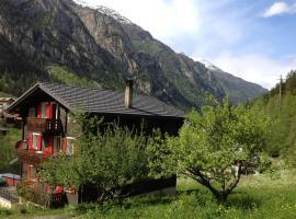 Haus Balmatten, Sankt Niklaus