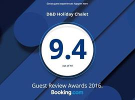 D&D Holiday Chalet, Bridlington