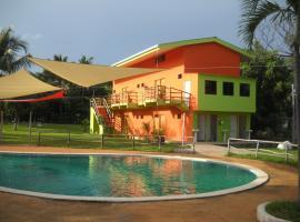 Lo Nuestro Resort, El Sunzal