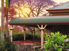 Eden House Retreat, Yungaburra