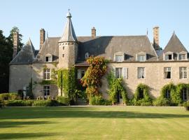 Château de Saint Paterne, Saint-Paterne