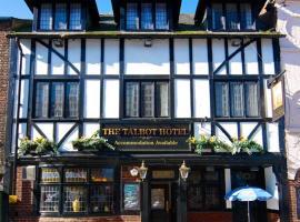 The Talbot Hotel, Richmond