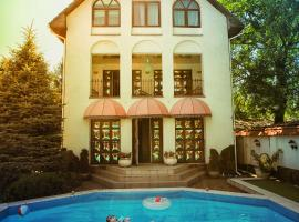 Eduard Hotel, Ungvár