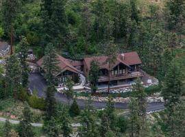 Cashmere Mountain Bed & Breakfast, Leavenworth
