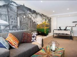 The Escape in Brunswick, Melbourne