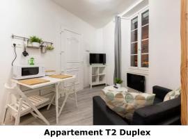 Appartement T2 Duplex, Revel