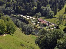 Tariche Centre de Vacances, Saint-Ursanne
