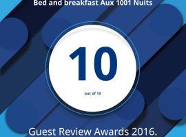 Bed and breakfast Aux 1001 Nuits, Villers-la-Ville