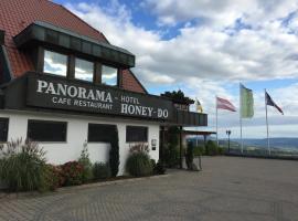Panorama Hotel Café Restaurant Honey-Do, Hohenstaufen