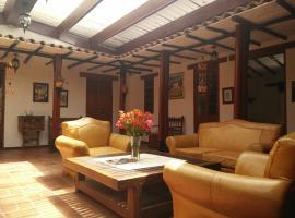 Hotel Campestre Franchesca, Tabio