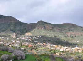 Finca La Higuerilla, Tenteniguada