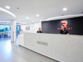 Red Planet Mabini, Malate, Manila, Manila