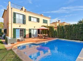 Villa Mestral, Can Pastilla