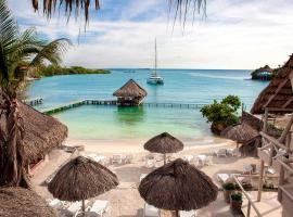 Eco-hotel Isla del Sol, Isla Grande