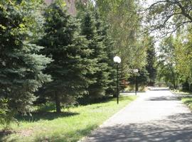 Sanatoriy Sosny, Bykovo