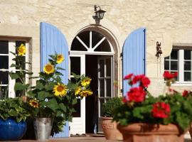 Chambres d'Hôtes Les Bourdeaux, Monflanquin