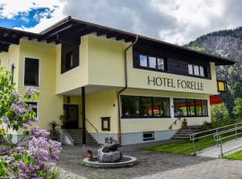 Hotel Forelle, Plansee