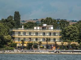 Hotel Achillion, Makrýgialos