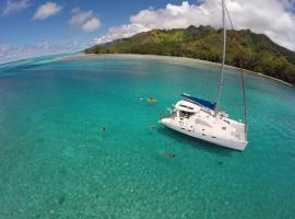 Tahiti Sail and Dive (voile et plongée), Bora Bora