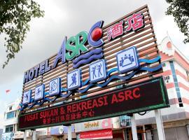 Hotel ASRC, Alor Setar
