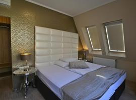 Hunyadi Hotel, Győr