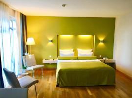 Nymphe Strandhotel & Apartments, Binz